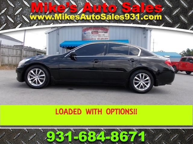 2008 Infiniti G35 Journey Shelbyville, TN