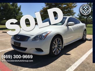 2008 Infiniti G37 Journey LOW MILES! in Rowlett