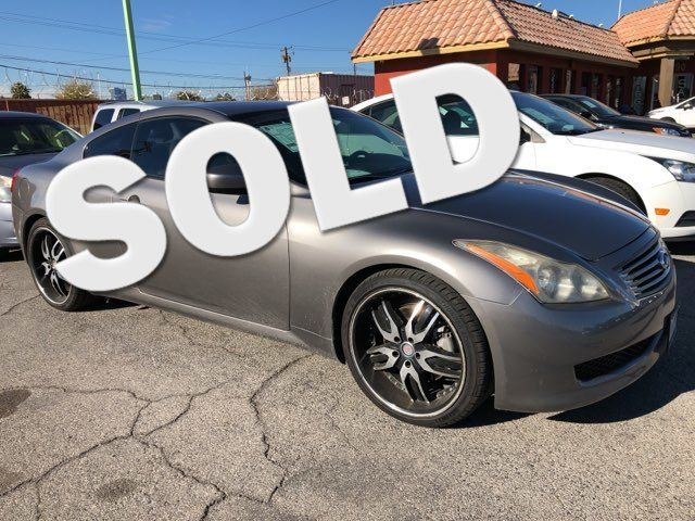 2008 Infiniti G37 Journey CAR PROS AUTO CENTER (702) 405-9905 Las Vegas, Nevada