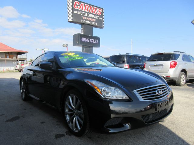 2008 Infiniti G37, PRICE SHOWN IS THE DOWN PAYMENT south houston, TX 6