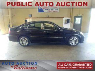 2008 Infiniti M45  | JOPPA, MD | Auto Auction of Baltimore  in Joppa MD