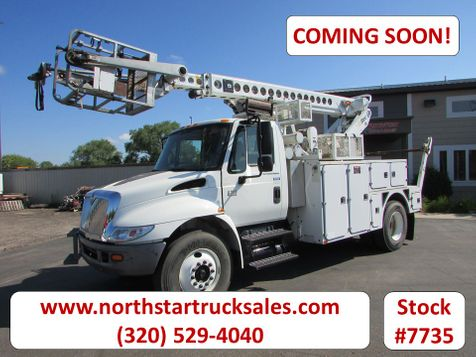 2008 International 4300 39' Working Height Bucket Truck  in St Cloud, MN