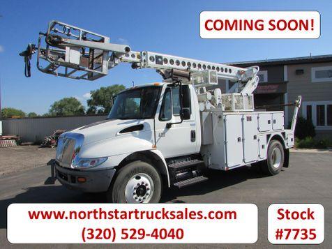 2008 International 4300 39' Working Height Bucket Truck  in St Cloud, MN