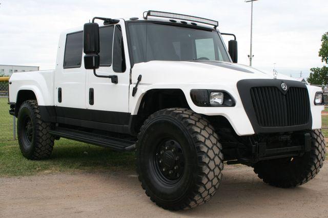 2008 International Harvester MXT 4X4 Custom Houston, Texas 4