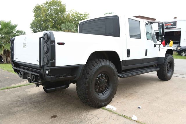 2008 International Harvester MXT 4X4 Houston, Texas 9
