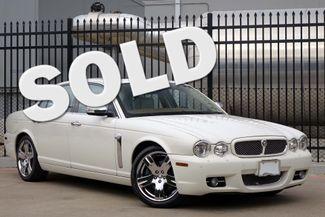 2008 Jaguar XJ Vanden Plas * DVD * Chromes * SHADES * Navi * WOW! Plano, Texas