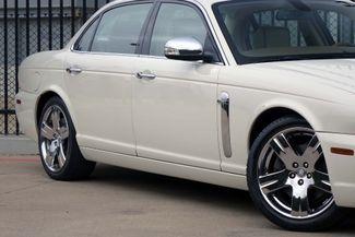 2008 Jaguar XJ Vanden Plas * DVD * Chromes * SHADES * Navi * WOW! Plano, Texas 29