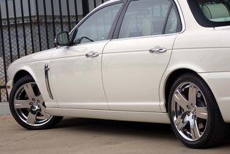 2008 Jaguar XJ Vanden Plas * DVD * Chromes * SHADES * Navi * WOW! Plano, Texas 32