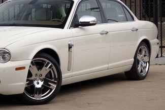 2008 Jaguar XJ Vanden Plas * DVD * Chromes * SHADES * Navi * WOW! Plano, Texas 30