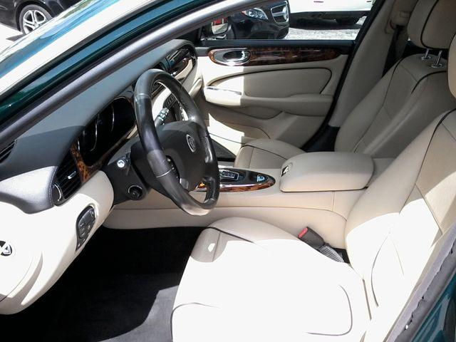 2008 Jaguar XJR SuperCharged  Emerald Fire San Antonio, Texas 15