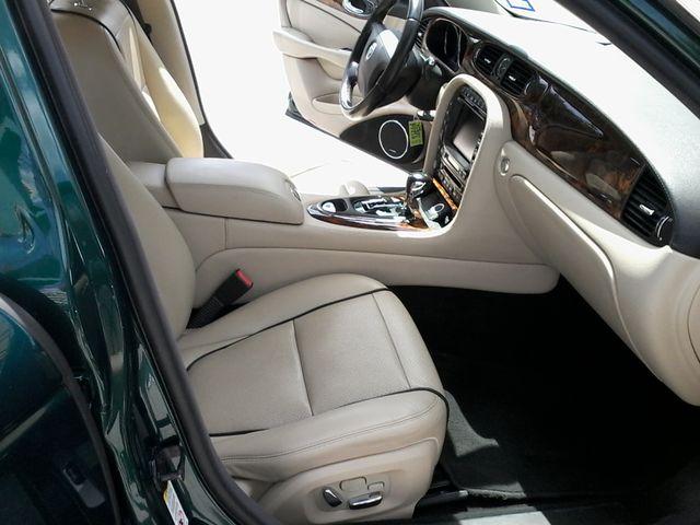 2008 Jaguar XJR SuperCharged  Emerald Fire San Antonio, Texas 18