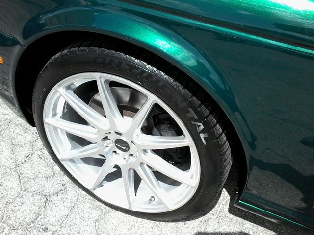 2008 Jaguar XJR SuperCharged  Emerald Fire San Antonio, Texas 43