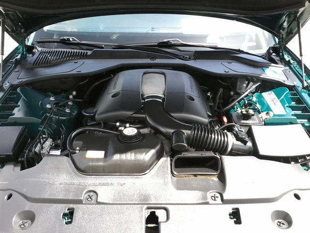 2008 Jaguar XJR SuperCharged  Emerald Fire San Antonio, Texas 47