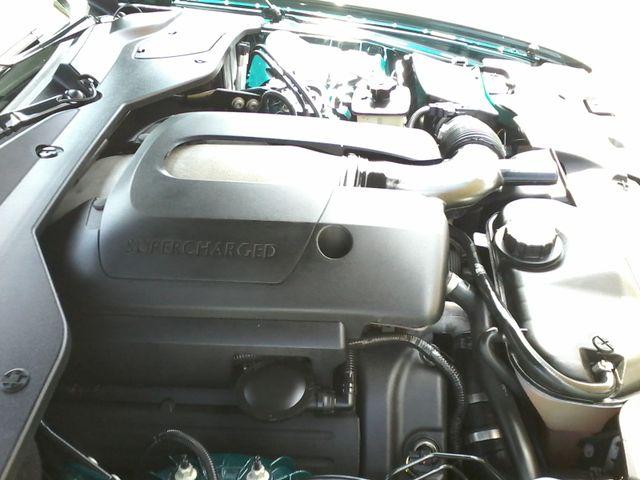 2008 Jaguar XJR SuperCharged  Emerald Fire San Antonio, Texas 48