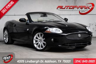 2008 Jaguar XK 1-Owner in Addison, TX 75001