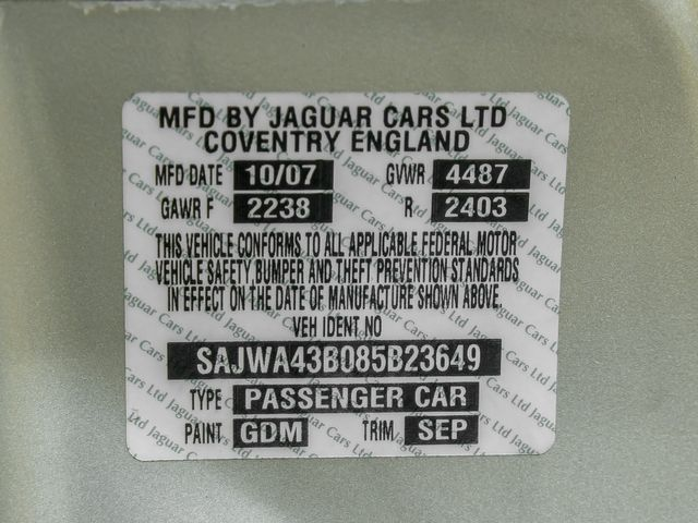 2008 Jaguar XK Burbank, CA 28