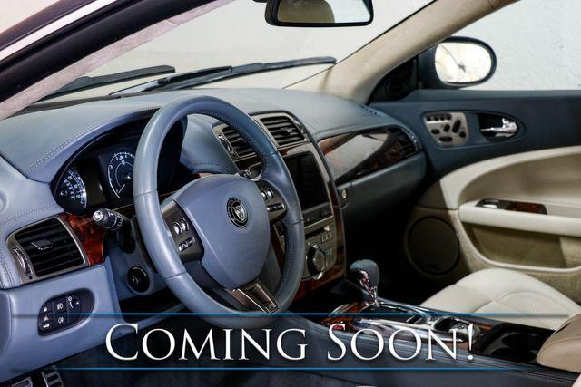 2008 Jaguar XKR Supercharged V8 Executive Coupe with Advanced Tech Pkg, Luxury Pkg & 20-Inch Wheel Pkg in Eau Claire, Wisconsin 54703
