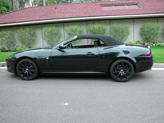 2008 Jaguar XK Convertible  Full Warranty 19K MilesSuper Clean  city California  Auto Fitness Class Benz  in , California