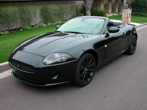 2008 Jaguar XK Convertible,  Full Warranty, 19K Miles,Super Clean! in , California
