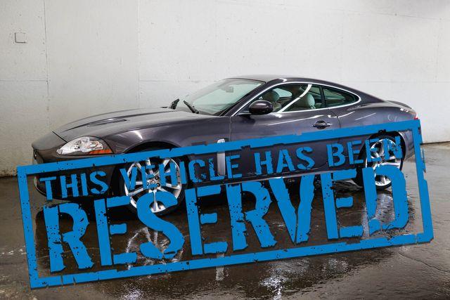 2008 Jaguar XKR Supercharged V8 Executive Coupe with Advanced Tech Pkg, Luxury Pkg & 20-Inch Wheel Pkg
