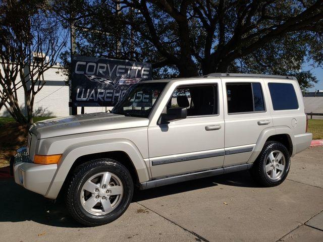 2008 Jeep Commander Sport, Auto, CD Player, Alloys, One-Owner, 194k! | Dallas, Texas | Corvette Warehouse  in Dallas Texas