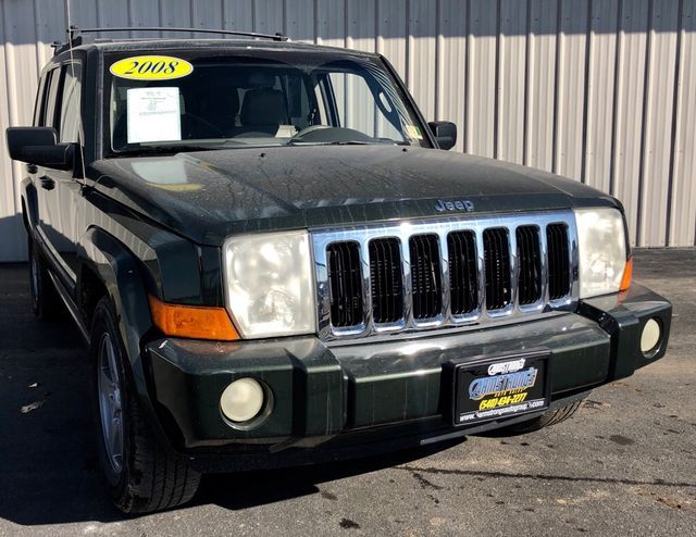 2008 Jeep Commander Sport in Harrisonburg, VA 22801