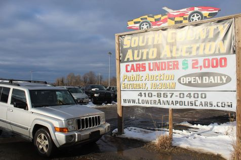 2008 Jeep Commander Sport in Harwood, MD