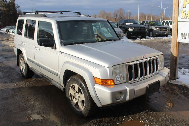 2008 Jeep Commander Sport  city MD  South County Public Auto Auction  in Harwood, MD