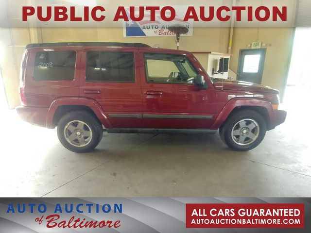 2008 Jeep Commander Sport | JOPPA, MD | Auto Auction of Baltimore  in Joppa MD