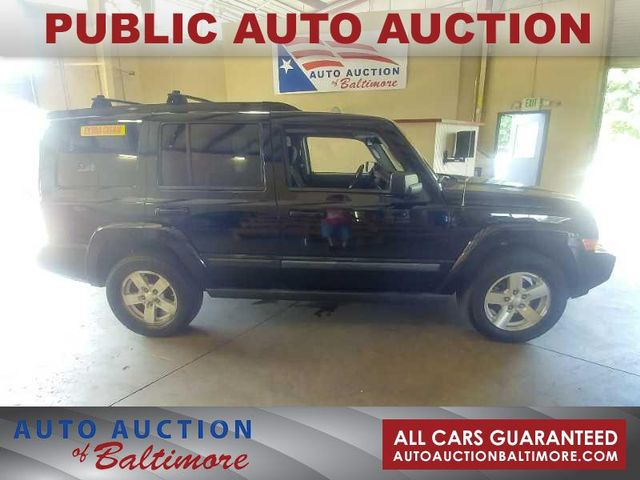 2008 Jeep Commander Sport | JOPPA, MD | Auto Auction of Baltimore  in Joppa MD
