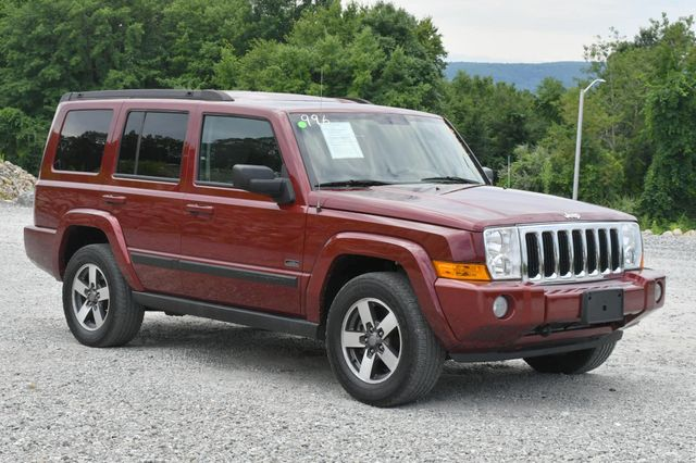 2008 Jeep Commander Sport Naugatuck, Connecticut 6