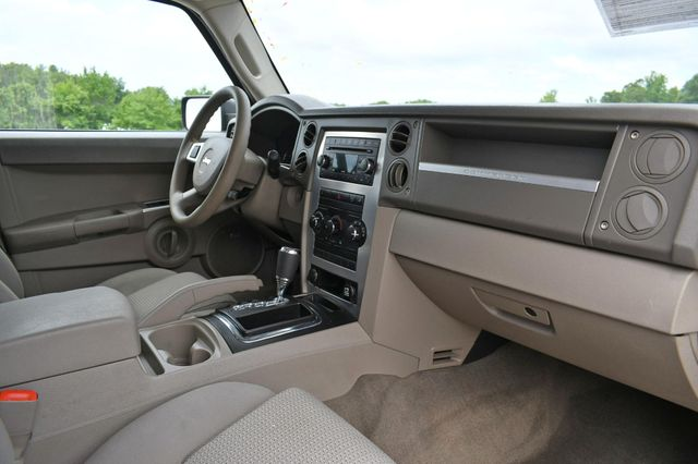 2008 Jeep Commander Sport Naugatuck, Connecticut 8