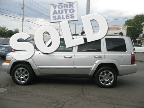 2008 Jeep Commander Overland in , CT