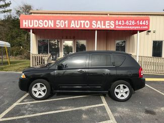 2008 Jeep Compass in Myrtle Beach South Carolina