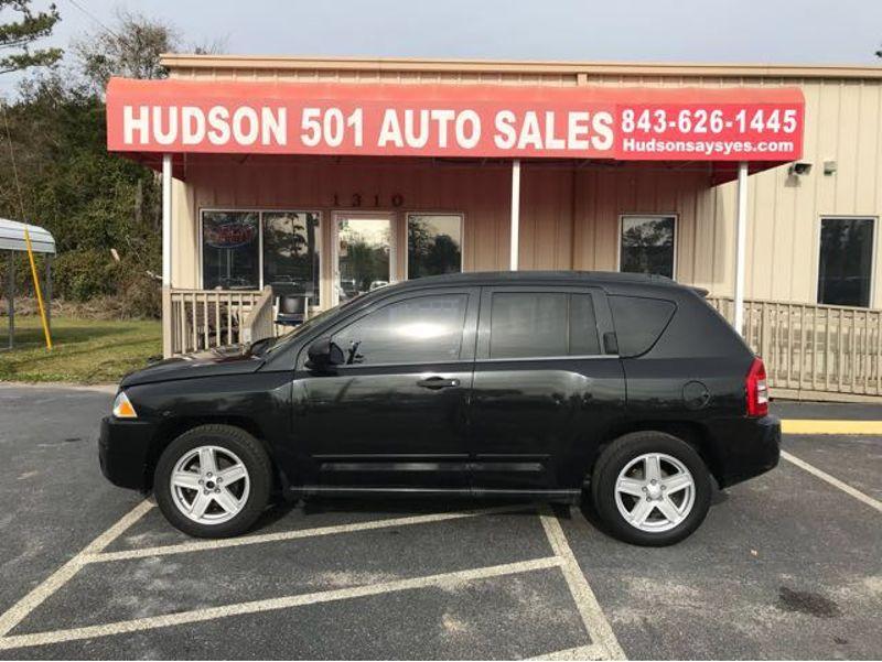2008 Jeep Compass Sport | Myrtle Beach, South Carolina | Hudson Auto Sales in Myrtle Beach South Carolina