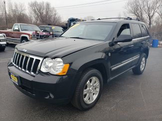 2008 Jeep Grand Cherokee Limited | Champaign, Illinois | The Auto Mall of Champaign in Champaign Illinois