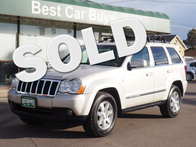 2008 Jeep Grand Cherokee Limited Englewood, CO