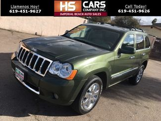 2008 Jeep Grand Cherokee Overland Imperial Beach, California