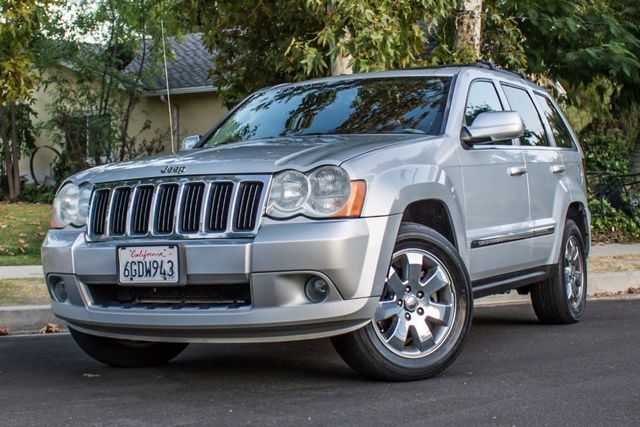 2008 Jeep Grand Cherokee Limited in Reseda, CA, CA 91335