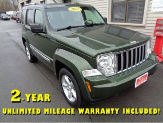 2008 Jeep Liberty Limited in Brockport NY, 14420