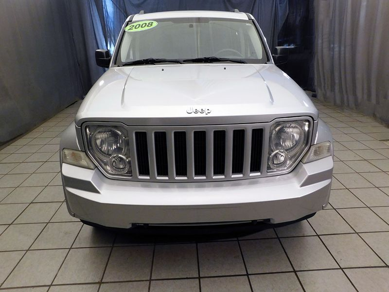 2008 Jeep Liberty Sport As low as 799 DOWN  city Ohio  North Coast Auto Mall of Cleveland  in Cleveland, Ohio