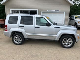 2008 Jeep Liberty Limited in Clinton, IA 52732