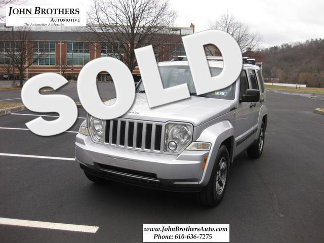 2008 Jeep Liberty Sport Conshohocken, Pennsylvania