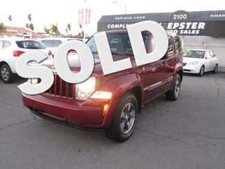 2008 Jeep Liberty Sport 4X4 in Costa Mesa California, 92627