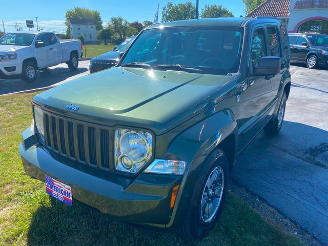 2008 Jeep Liberty Sport 4WD *SOLD