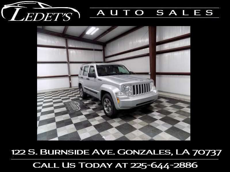 2008 Jeep Liberty Sport - Ledet's Auto Sales Gonzales_state_zip in Gonzales Louisiana