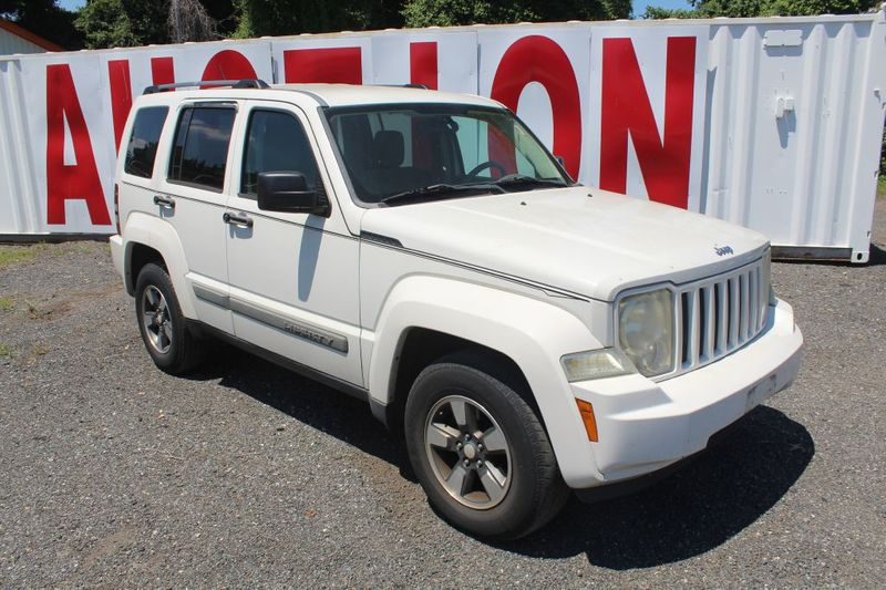 2008 Jeep Liberty Sport  city MD  South County Public Auto Auction  in Harwood, MD