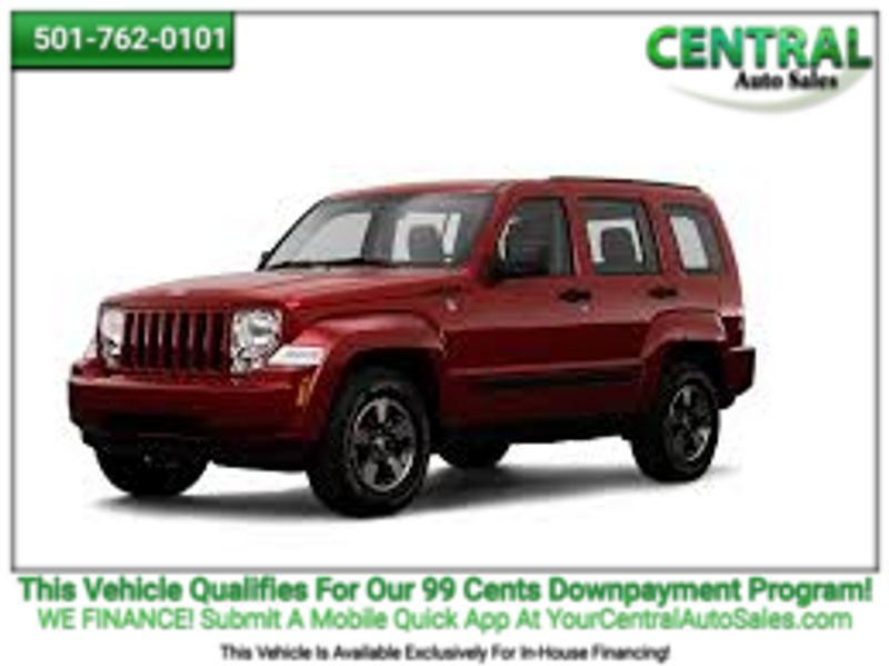 2008 Jeep Liberty Sport | Hot Springs, AR | Central Auto Sales in Hot Springs AR