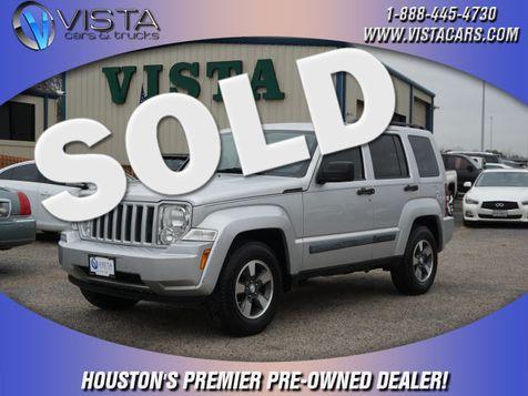 2008 Jeep Liberty Sport in Houston, Texas