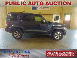 2008 Jeep Liberty Sport   JOPPA, MD   Auto Auction of Baltimore  in Joppa MD